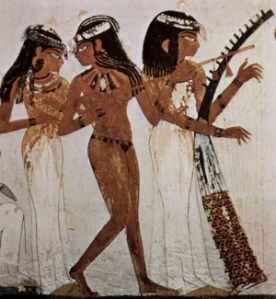 Egyptian Dancers